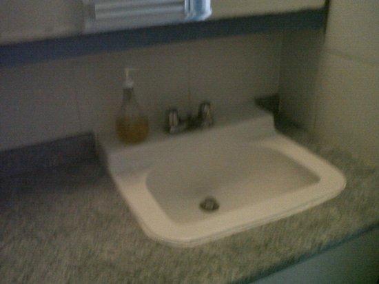 Posada Tambuca: baño