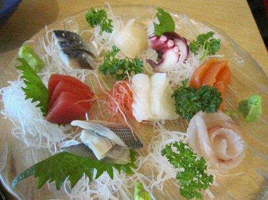 Sakura: Sashimi