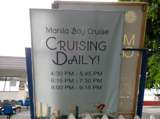 ‪Manila Bay Cruise by Sun Cruises‬