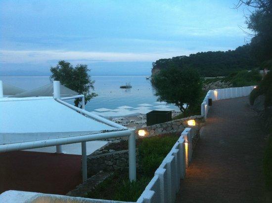 Club Med Kemer: chemin de ronde
