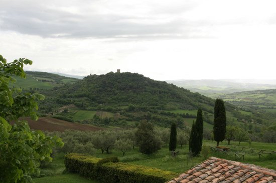 Terre di Nano: Exellent views