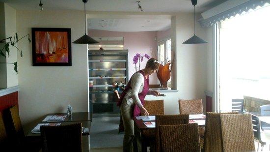 Cap Nord : une autre salle du restaurant