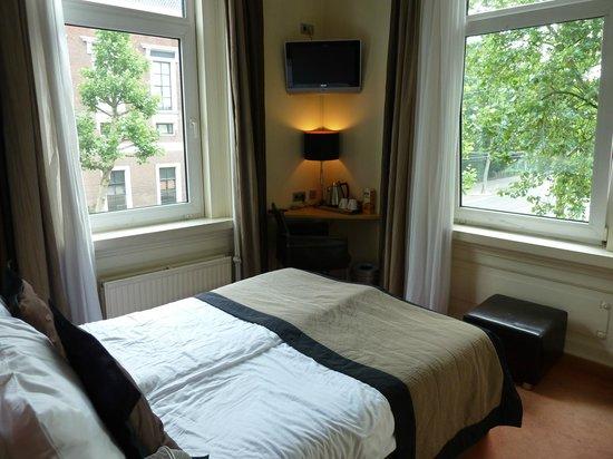 Hampshire Hotel - Lancaster Amsterdam: camera hotel