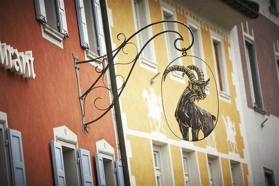 Hotel Steinbock: Aussenansicht