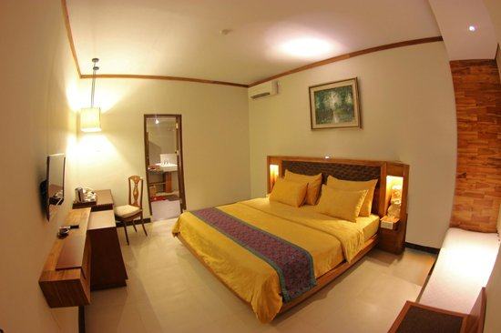 Aston Sunset Beach Resort: Cottage Room