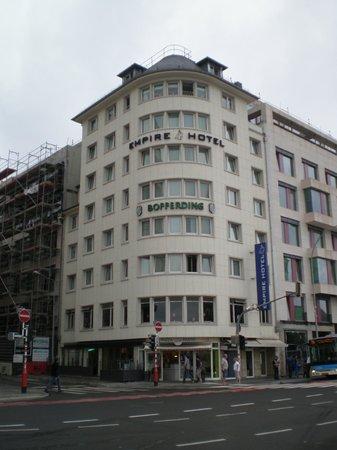 Hotel Empire: esterno hotel