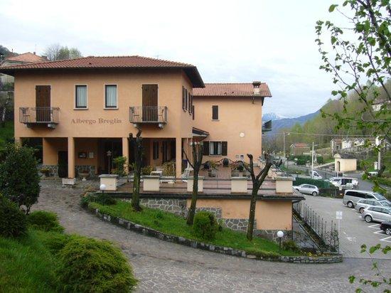 Hotel Breglia Plesio Comer See