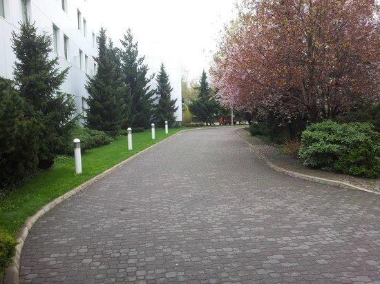 Partner Hotel: Территория