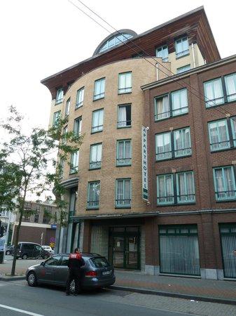 Aparthotel Brussels Midi: esterno camera