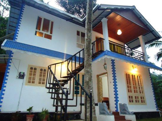 Green View Holiday Inn : villa