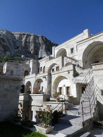 Anatolian Houses: ホテルの景色