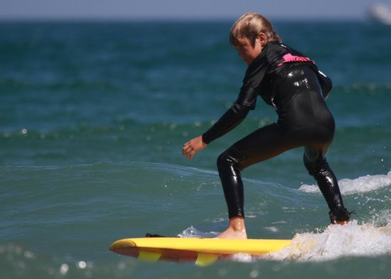 Ecole de Surf Lehena : switch