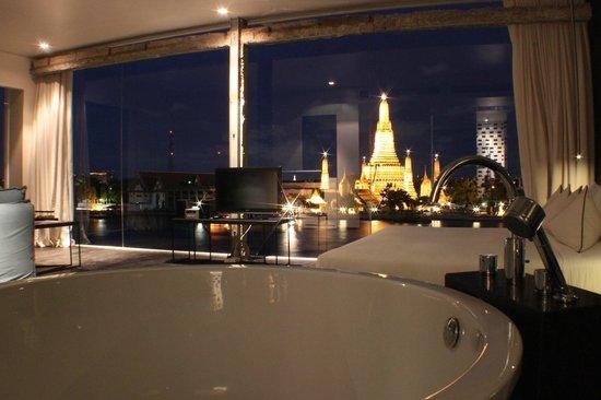 sala rattanakosin Bangkok: arun river view suite