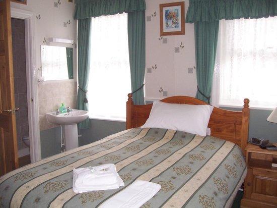 Ashwood Grange Hotel: Single En-suite Room