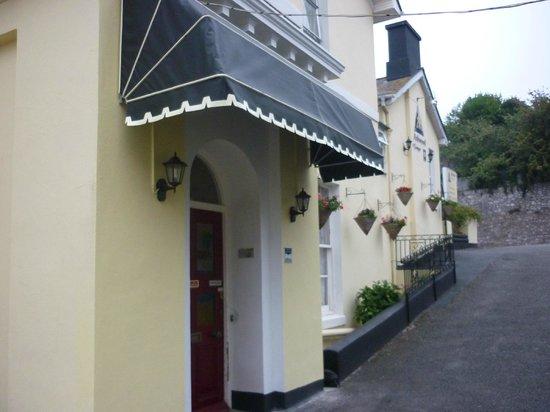 Ashwood Grange Hotel: Main Entrance