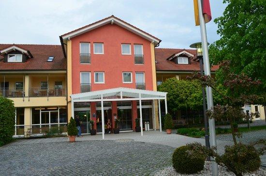 Hotel Herzog Heinrich: Eingangsportal