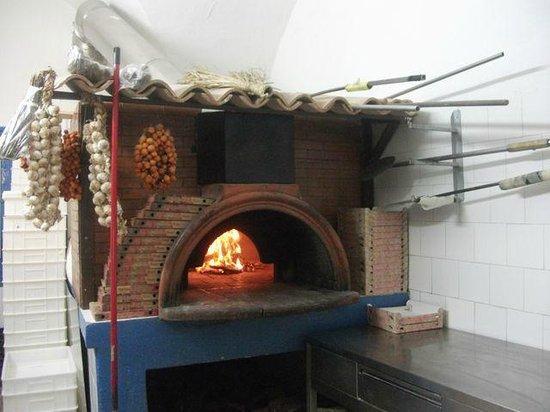 Pizza Napulè : Forno !