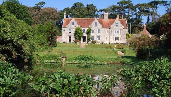Merstone, UK: the idyllic property