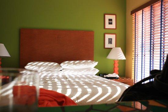 Hotel Del Sol, a Joie de Vivre hotel: our bright sunny room