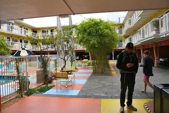 Hotel Del Sol, a Joie de Vivre hotel: Entrance