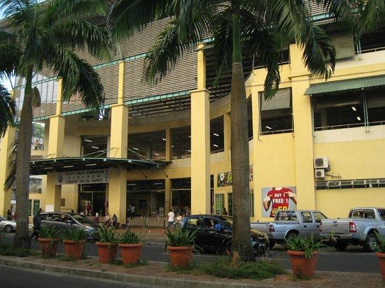 New Market: Sandakan Central Market