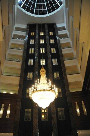 Millennium Hotel Doha: elevator