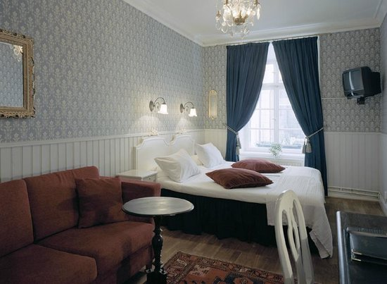 Scandic Gamla Stan: Double room