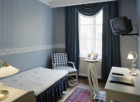 Scandic Gamla Stan: Single room