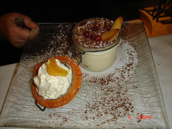 L'aloyau : excellent dessert