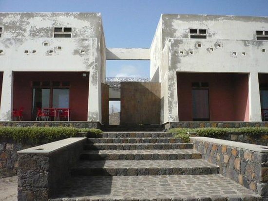 Residencial Goa : front of the hotel