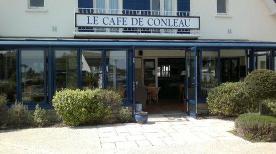 Le Café de Conleau