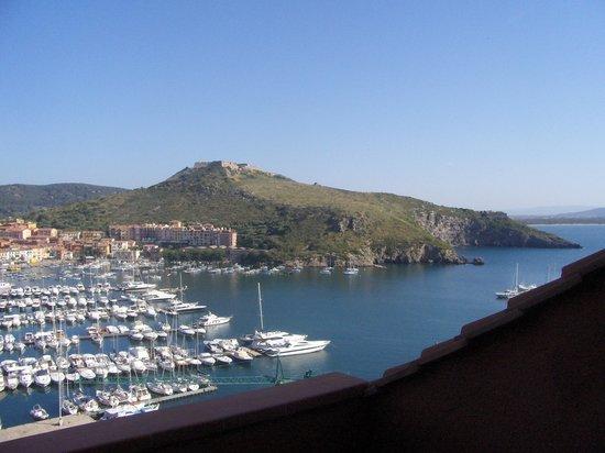 Don Pedro: Vista dall'Hotel