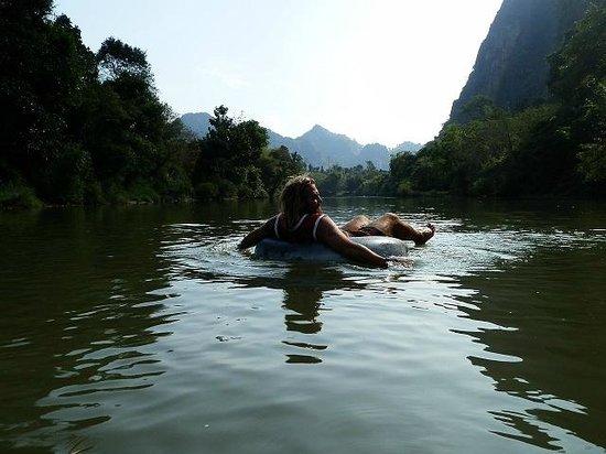 River Tubing: Tubing