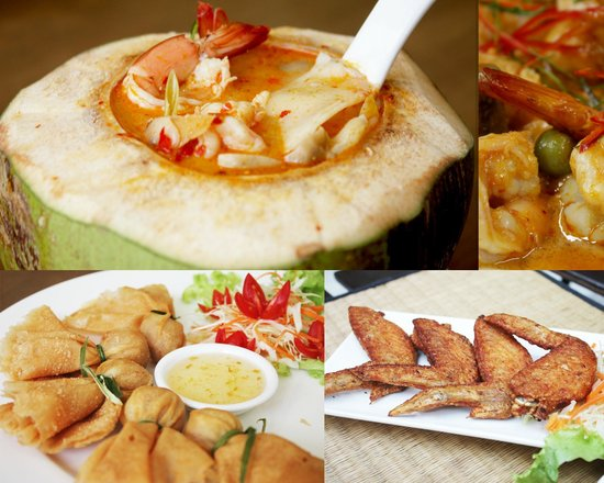 Feung Nakorn Balcony Rooms & Cafe: Feung Nakorn Kitchen
