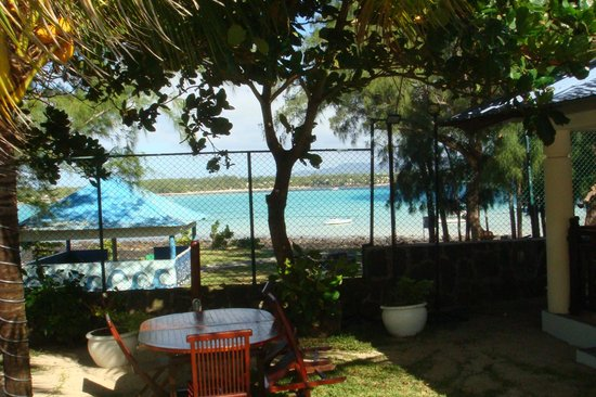 Blue Lagoon Beach Hotel: View from the pool