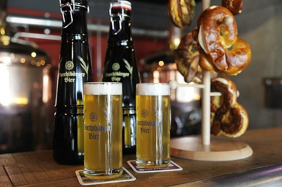 Hotel Bad Kyburg: Bad Kyburg - Home of Buechibärger Bier
