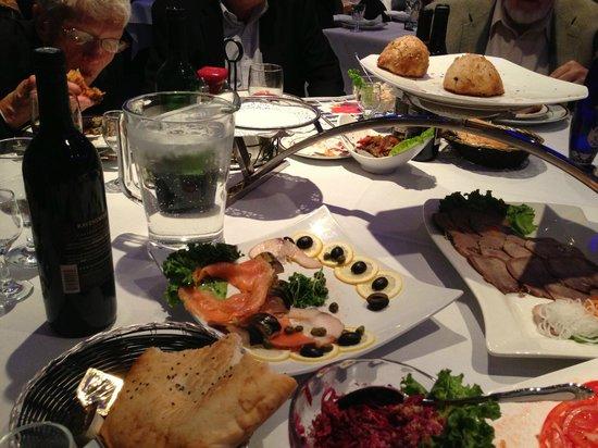 Samarkand Restaurant: Variety is a treat at Samarkand.