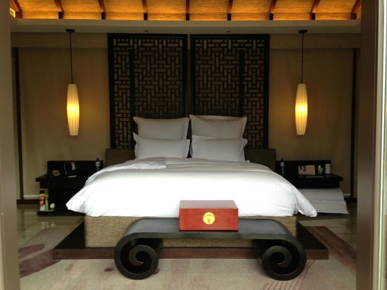 Pullman Lijiang Resort & Spa: bedroom