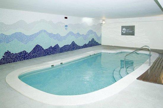 Prestige Victoria Hotel & Spa Elit : Piscina Interior