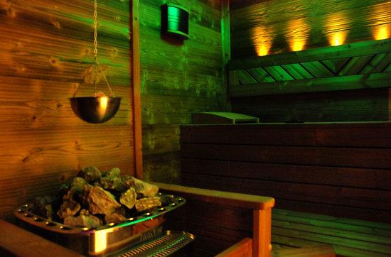 Paltinis, Rumania: Bio Sauna