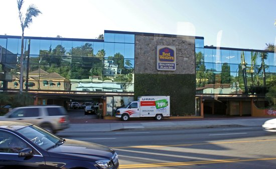 BEST WESTERN Hollywood Plaza Inn: Would stay again without hesitation