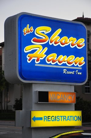 Shore Haven Resort Inn: yes shore heaven