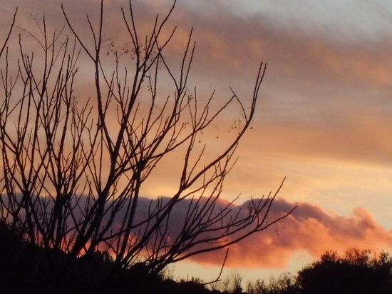 Morning Glory Cottages: Karoo Sunsets
