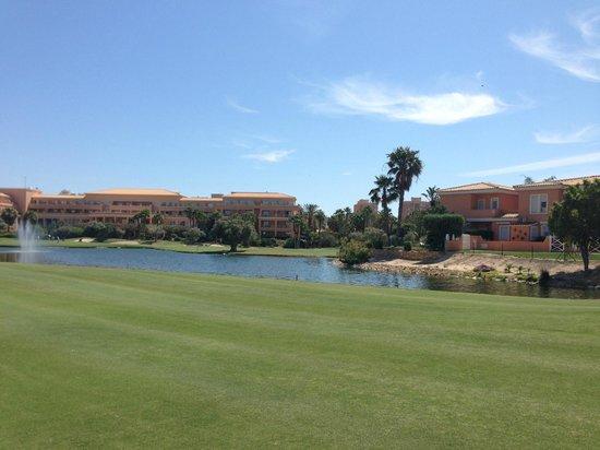 Hotel Alicante Golf: Beautiful golf course