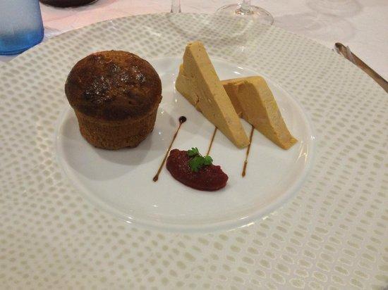 L'Essentiel : Foie gras et sa brioche au miel