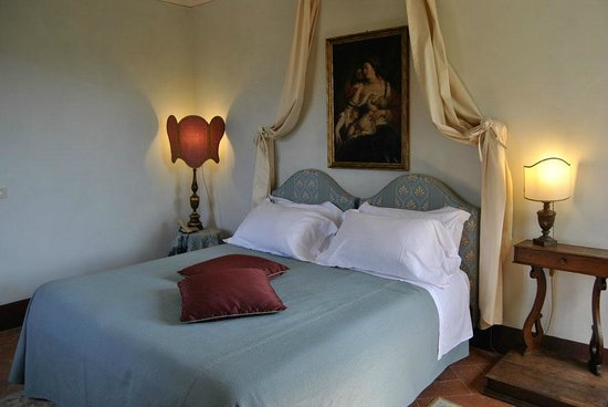 Villa Cicolina: Junior Suite