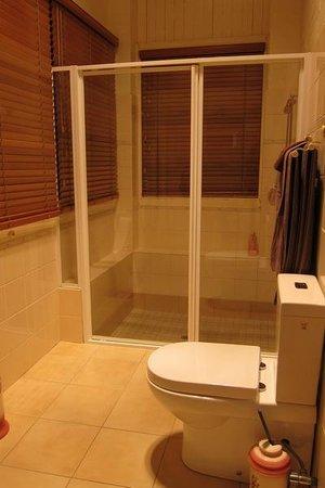 Donalea Bed & Breakfast : Bathroom