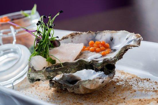 Meluha: Treasures of the sea with edible sand.