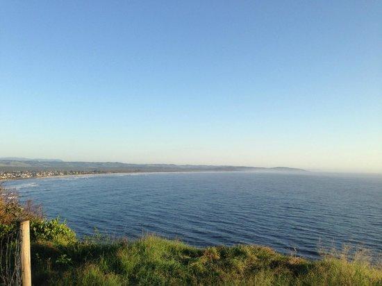 Lennox Beach Resort - Lennox Head: View from the Heads
