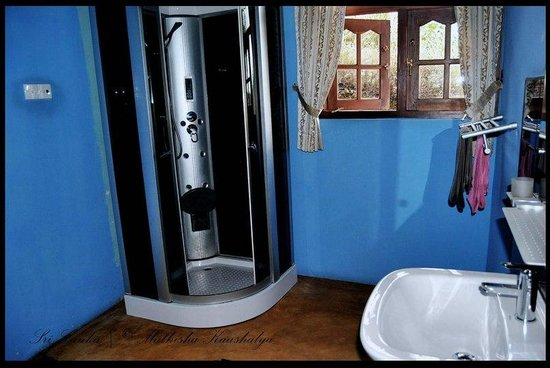 View Point Villa: Super Bathroom